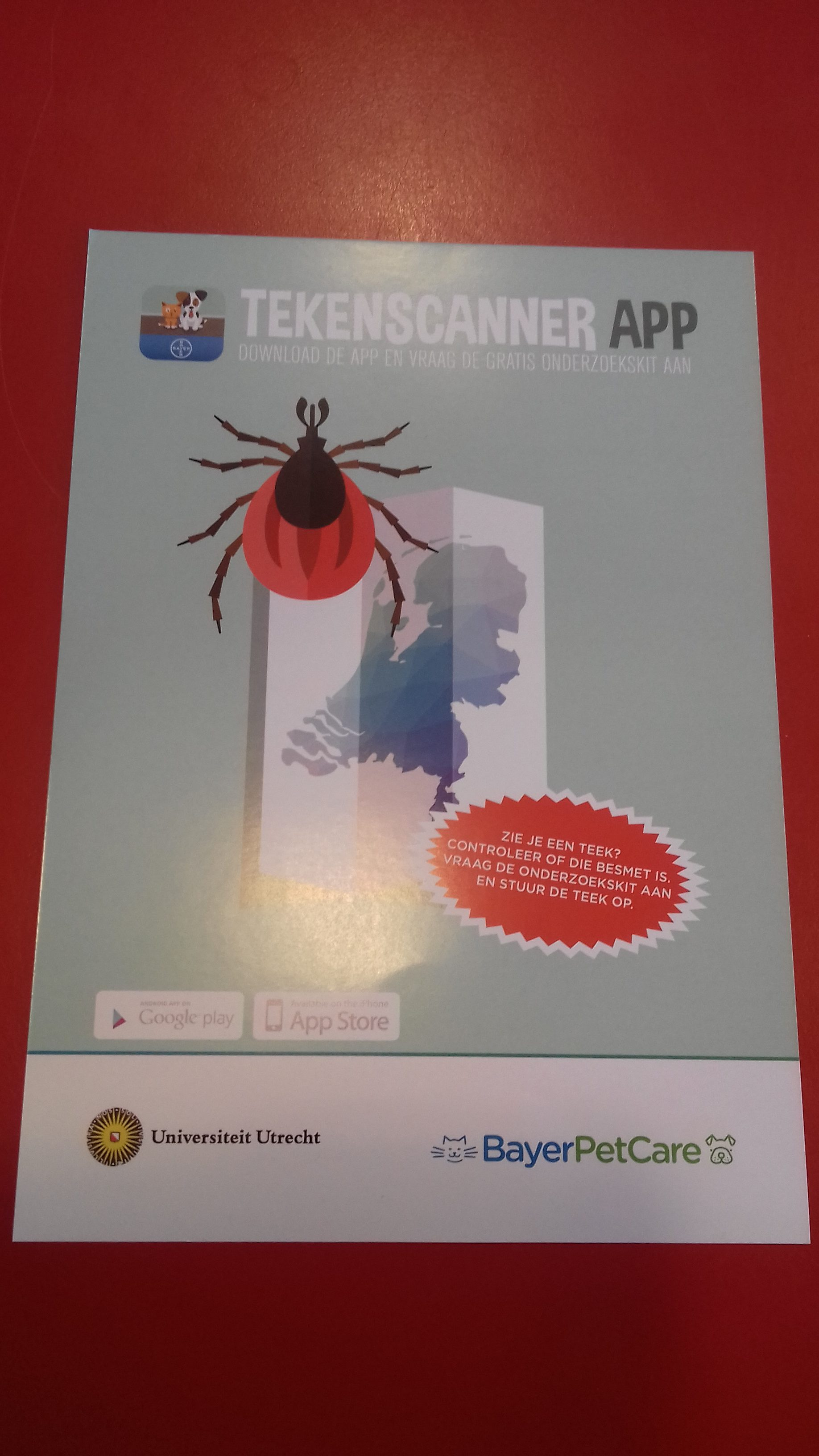 tekenscanner app
